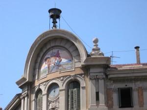 Edifici de La Caixa (carrer del Clot)