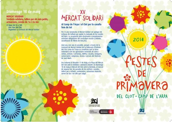 Festes de Primavera 2014
