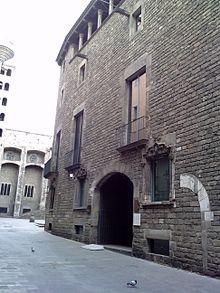 Casa Padellas MUHBA