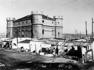 castell camp de la bota