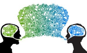 El diálogo es conversación, discusión o trato entre dos o más personas; sin coherencia es diálogo de besugos, si los interlocutores sólo piensan en sí, ...