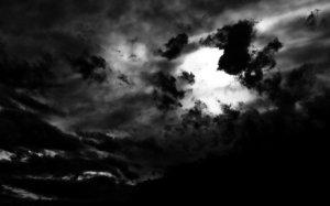 nuve negra