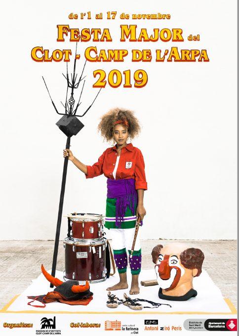 Festa Major cartell 2019
