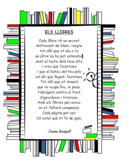 poema-joana-raspall ELS LLIBRES SANT JORDI